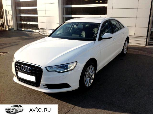 Аренда arenda audi kazan 40   Audi А6