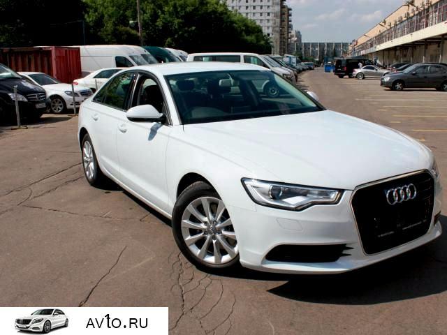 Аренда arenda audi kazan 42   Audi А6