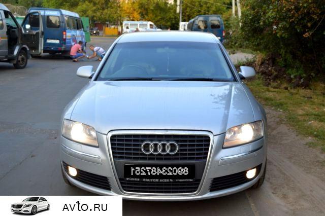 Аренда arenda audi penza 2   Audi А8