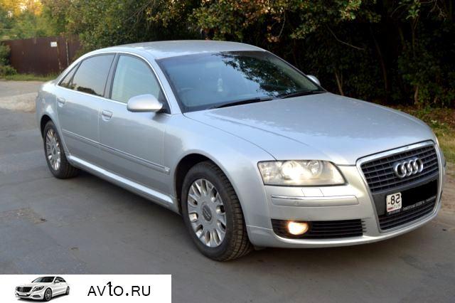 Аренда arenda audi penza 3   Audi А8