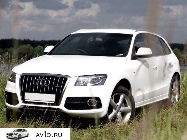 Аренда arenda audi sankt peterburg 30   Audi А8 Q5