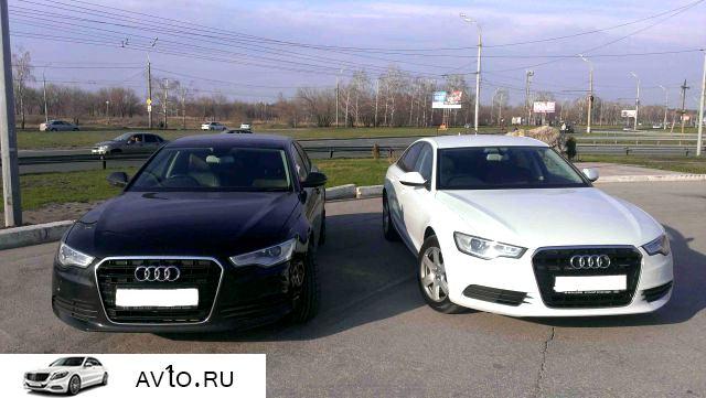 Аренда arenda audi ulyanovsk 3   Audi А6