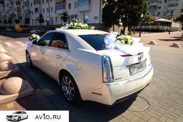 Аренда arenda avto krasnodarskij kraj novorossijsk 17   Cadillac