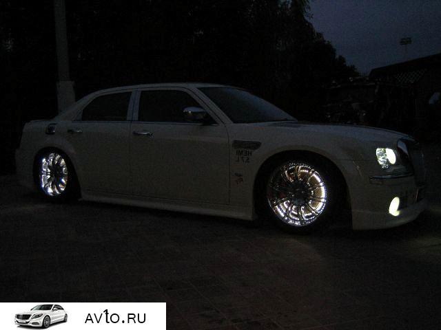 Аренда arenda avto moskovskaya oblast egorevsk 4   Chrysler
