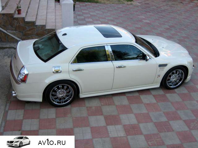 Аренда arenda avto moskovskaya oblast egorevsk 5   Chrysler