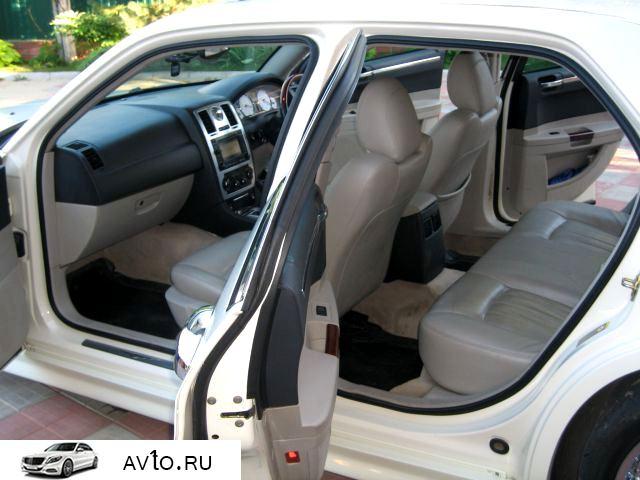 Аренда arenda avto moskovskaya oblast egorevsk 6   Chrysler