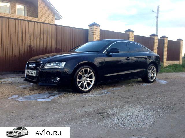 Аренда arenda avto ryazan 43   Audi
