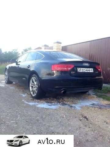 Аренда arenda avto ryazan 45   Audi