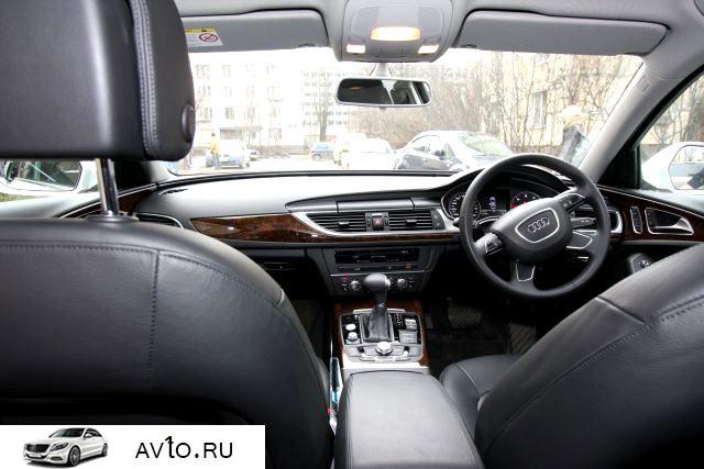 Аренда arenda avto sankt peterburg 124   Audi