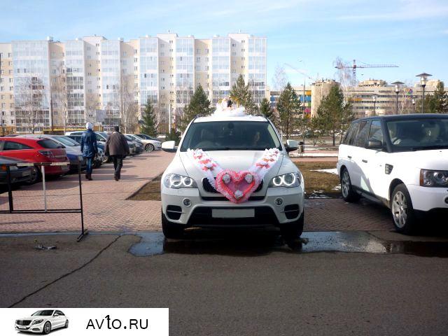 Аренда arenda avto tatarstan naberezhnie chelni 84   BMW