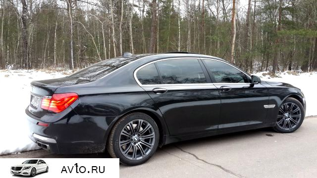 Аренда arenda bmw moskovskaya oblast elektrogorsk 2   BMW 7