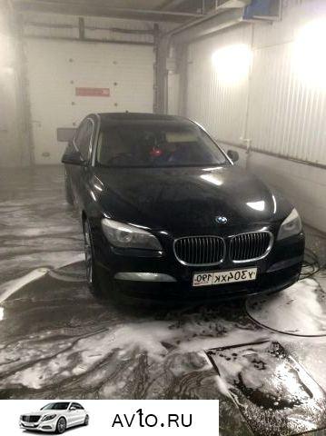 Аренда arenda bmw moskovskaya oblast elektrogorsk 4   BMW 7