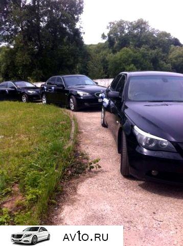 Аренда arenda bmw moskovskaya oblast volokolamsk   BMW 5