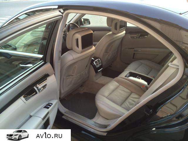 Аренда arenda mercedes s class kazan 36   Mercedes S class