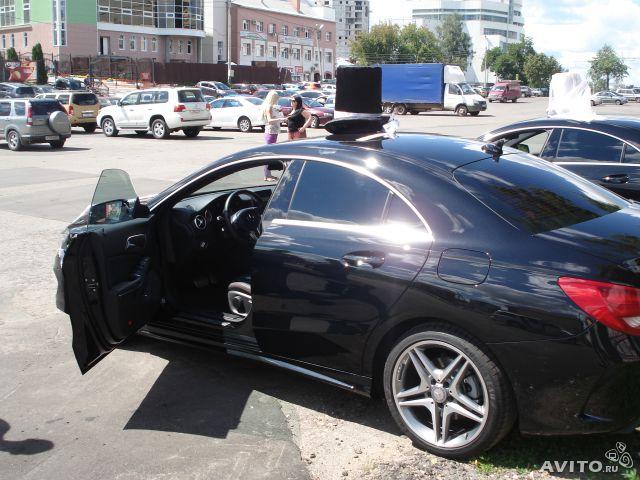 Аренда prokat mercedes c class ivanovo 3   Mercedes C (CLA)