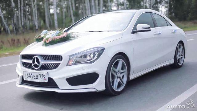 Аренда prokat mercedes c class kazan   Mercedes C (CLA)