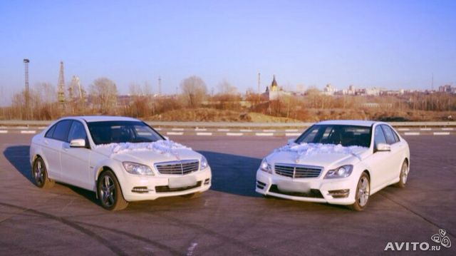Аренда prokat mercedes c class nizhnij novgorod   Mercedes C (CLA)