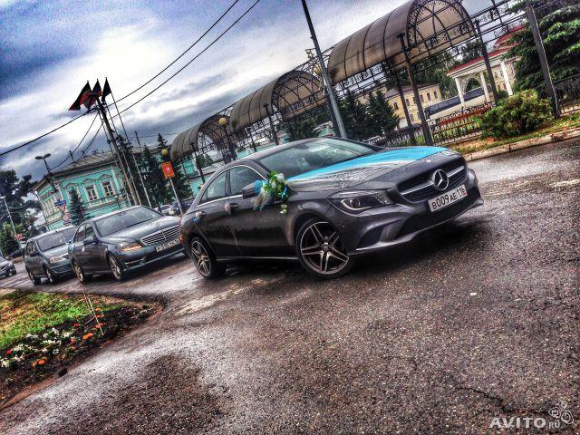 Аренда prokat mercedes c class tatarstan naberezhnie chelni 3   Mercedes C (CLA)
