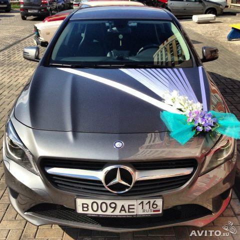 Аренда prokat mercedes c class tatarstan naberezhnie chelni   Mercedes C (CLA)